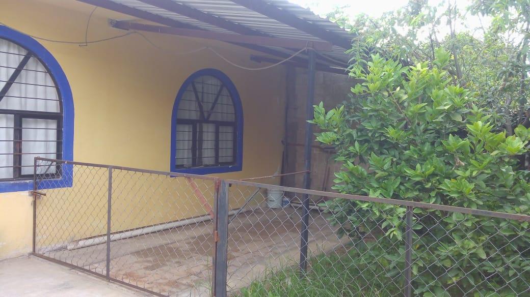 Casa en la entrada al Mirador Tlatlauquitepec