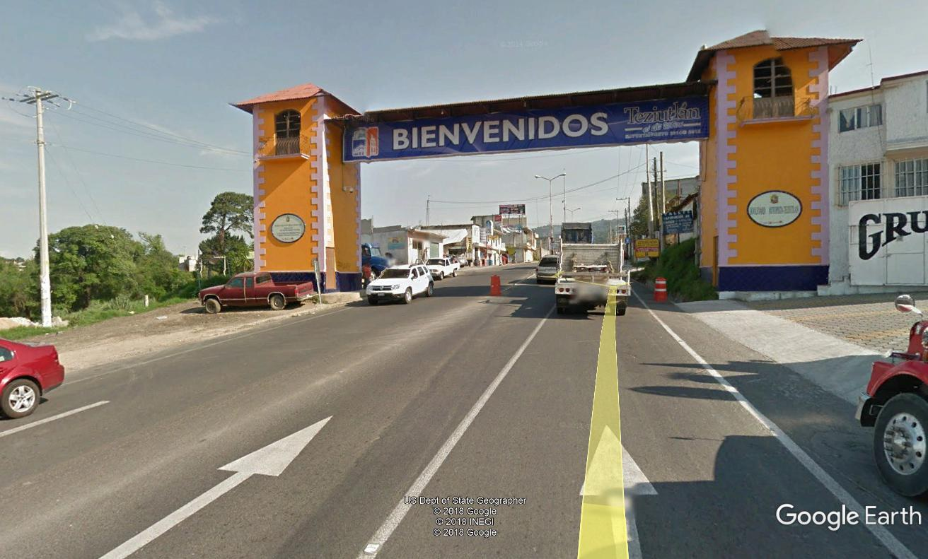Lote en el encanto Teziutlán Puebla